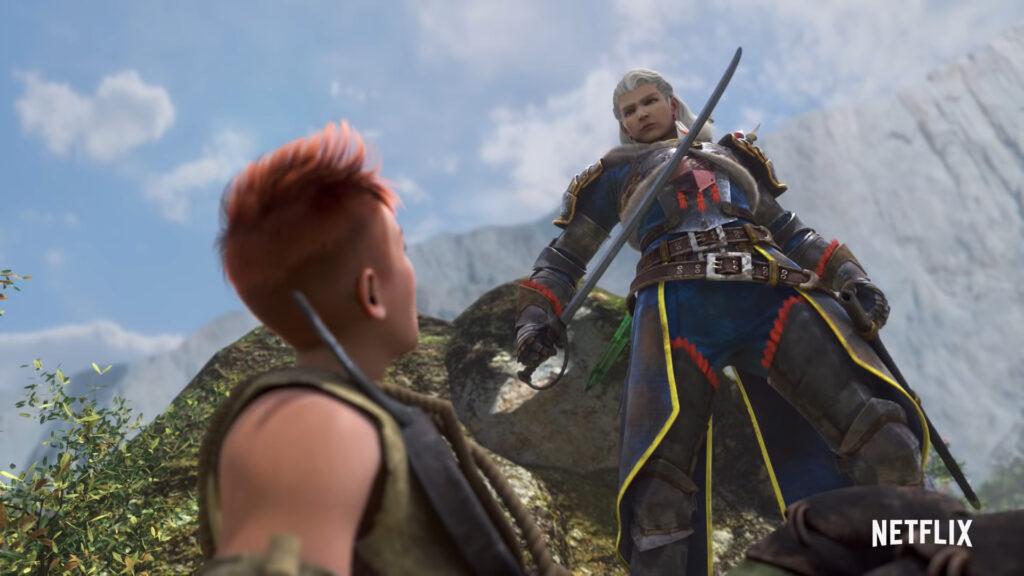 ตัวอย่างล่าสุดของ Monster Hunter: Legends of the Guild - บก. หมี